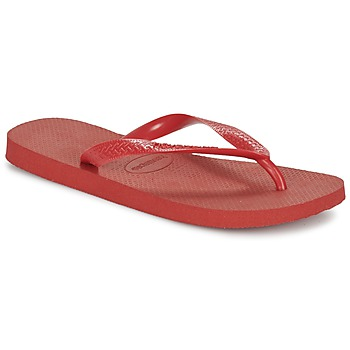 Chaussures Tongs Havaianas TOP Ruby Red