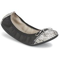 Chaussures Air max tnFemme Ballerines / babies Les P'tites Bombes CAPRICE Noir