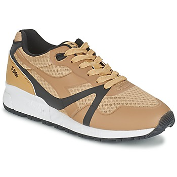 Chaussures Air max tnHomme Baskets basses Diadora N9000 MM BRIGHT II Camel