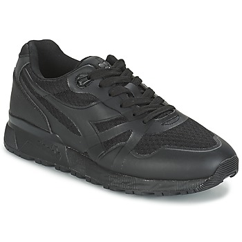 Chaussures Air max tnHomme Baskets basses Diadora N9000 MM II Noir