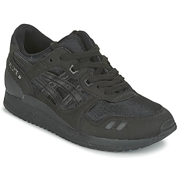Chaussures Air max tnEnfant Baskets basses Asics GEL-LYTE III GS Noir
