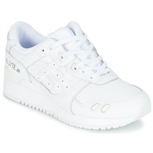 Chaussures Baskets basses Asics GEL-LYTE III Blanc