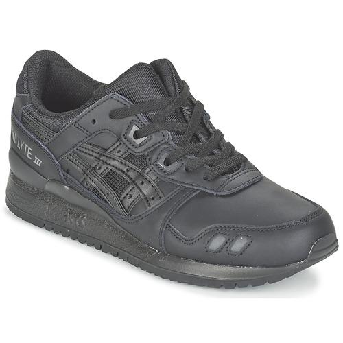 Chaussures Baskets basses Asics GEL-LYTE III Noir
