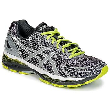 Chaussures-de-running Asics GEL-NIMBUS 18 LITE-SHOW Gris