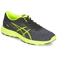 Chaussures Air max tnHomme Running / trail Asics NITROFUZE Gris / Jaune