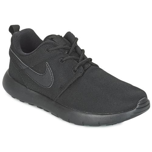 Chaussures Garçon Baskets basses Nike ROSHE ONE CADET Noir