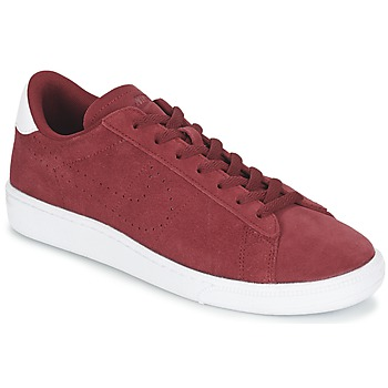 Nike TENNIS CLASSIC CS SUEDE Rouge