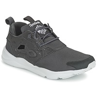 Chaussures Air max tnHomme Baskets basses Reebok Classic FURYLITE SP Gris / Blanc