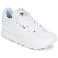 Chaussures Air max tnFemme Baskets basses Reebok Classic CLASSIC LEATHER Blanc