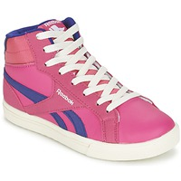 Chaussures Fille Baskets montantes Reebok Classic REEBOK ROYAL COMP 2 Rose