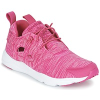 Chaussures Air max tnFemme Baskets basses Reebok Classic FURYLITE JERSEY Rose