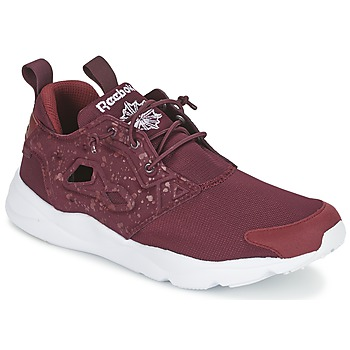 Chaussures Air max tnHomme Baskets basses Reebok Classic FURYLITE SP Rouge