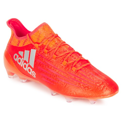 Chaussures Homme Football adidas Performance X 16.1 FG Orange