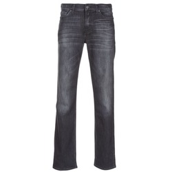 Vêtements Homme Jeans droit 7 for all Mankind SLIMMY LUXE PERFORMANCE Gris