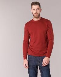Vêtements Homme Pulls BOTD ELABASE ROUND Rouge