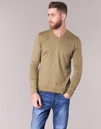Vêtements Homme Pulls BOTD ELABASE VEY Taupe