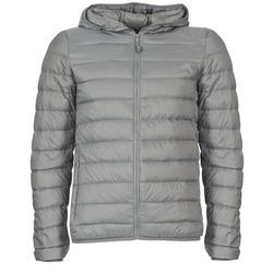 Vêtements Homme Doudounes Benetton FOULI Gris