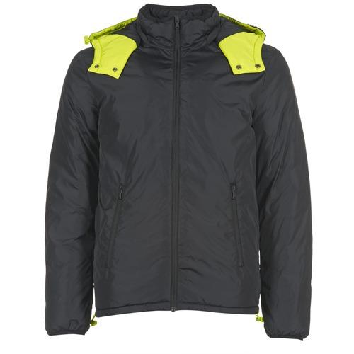 Vêtements Homme Doudounes Benetton CUFU Noir