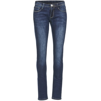 Vêtements Femme Jeans slim Yurban ETOULETTE SLIM Bleu medium