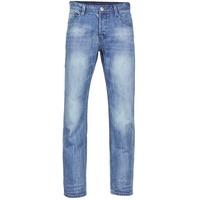 Vêtements Homme Jeans droit Yurban EDABALO DROIT Bleu clair