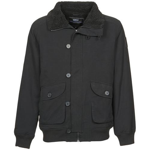 Vêtements Homme Blousons Wesc LEOPOLDO Noir