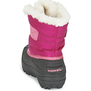 Sorel CHILDRENS SNOW COMMANDER Rose