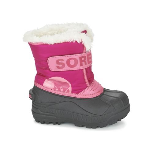 Sorel CHILDRENS SNOW COMMANDER Rose
