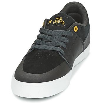 DC Shoes WES KREMER Noir / Gris / Jaune