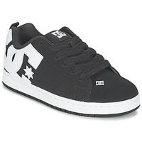 Chaussures Homme Baskets basses DC Shoes COURT GRAFFIK Noir