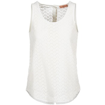 Vêtements Femme Tops / Blouses Moony Mood IGUOHIAVINE Blanc