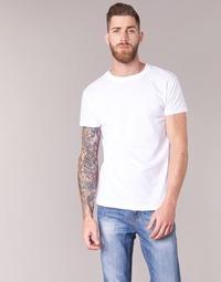 Vêtements Homme T-shirts manches courtes BOTD ESTOILA Blanc