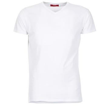 Vêtements Homme T-shirts manches courtes BOTD ECALORA Blanc