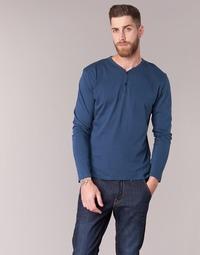 Vêtements Homme T-shirts manches longues BOTD ETUNAMA Marine