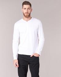 Vêtements Homme T-shirts manches longues BOTD ETUNAMA Blanc