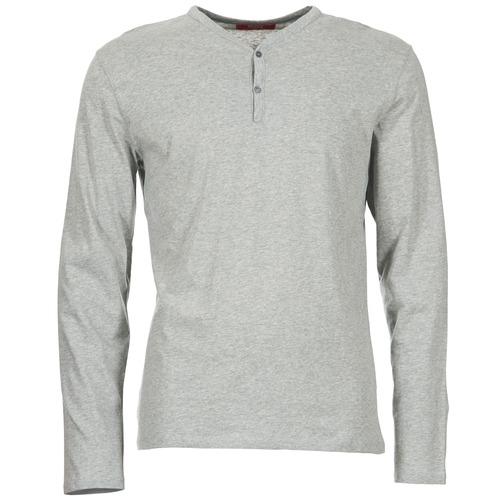 Vêtements Homme T-shirts manches longues BOTD ETUNAMA Gris chiné