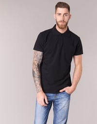 Vêtements Homme Polos manches courtes BOTD EPOLARO Noir