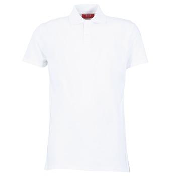 Vêtements Homme Polos manches courtes BOTD EPOLARO Blanc