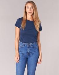 Vêtements Femme T-shirts manches courtes BOTD EQUATILA Marine
