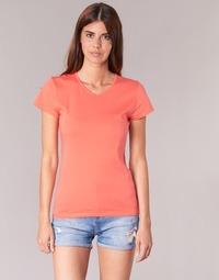 Vêtements Femme T-shirts manches courtes BOTD EFLOMU Orange