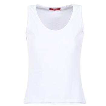 Vêtements Femme Débardeurs / T-shirts sans manche BOTD EDEBALA Blanc