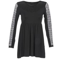 Vêtements Femme Robes courtes School Rag ROSELYN Noir