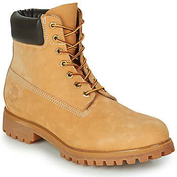Chaussures Homme Boots Timberland PREMIUM BOOT 6'' Cognac