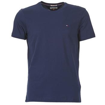 Vêtements Homme T-shirts manches courtes Tommy Jeans OFLEKI Marine