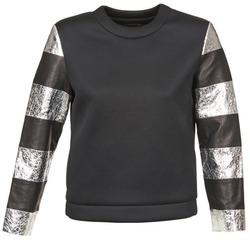 Vêtements Femme Sweats American Retro DOROTHY Noir / Argent