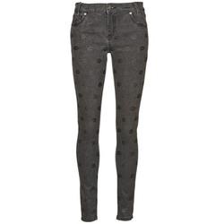 Vêtements Femme Jeans slim American Retro HELENA Gris