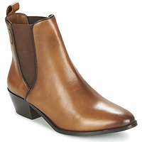 Chaussures Femme Bottines Pepe jeans DINA Marron