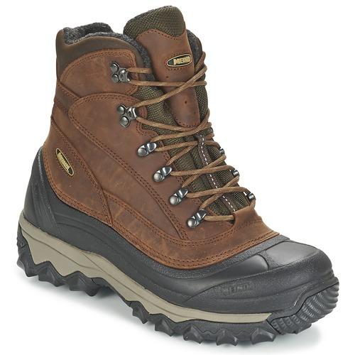 Chaussures Homme Bottes de neige Meindl WENGEN PRO Marron foncé