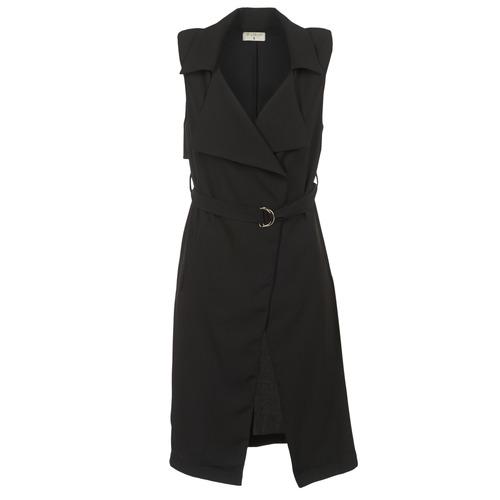 Vêtements Femme Robes courtes Betty London EMITOLDI Noir
