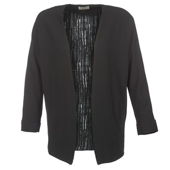 Vêtements Femme Vestes / Blazers Betty London EBIFA Noir
