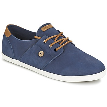 Chaussures Baskets basses Faguo CYPRESS Marine